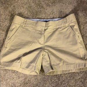Pants - J. Crew Chino Shorts